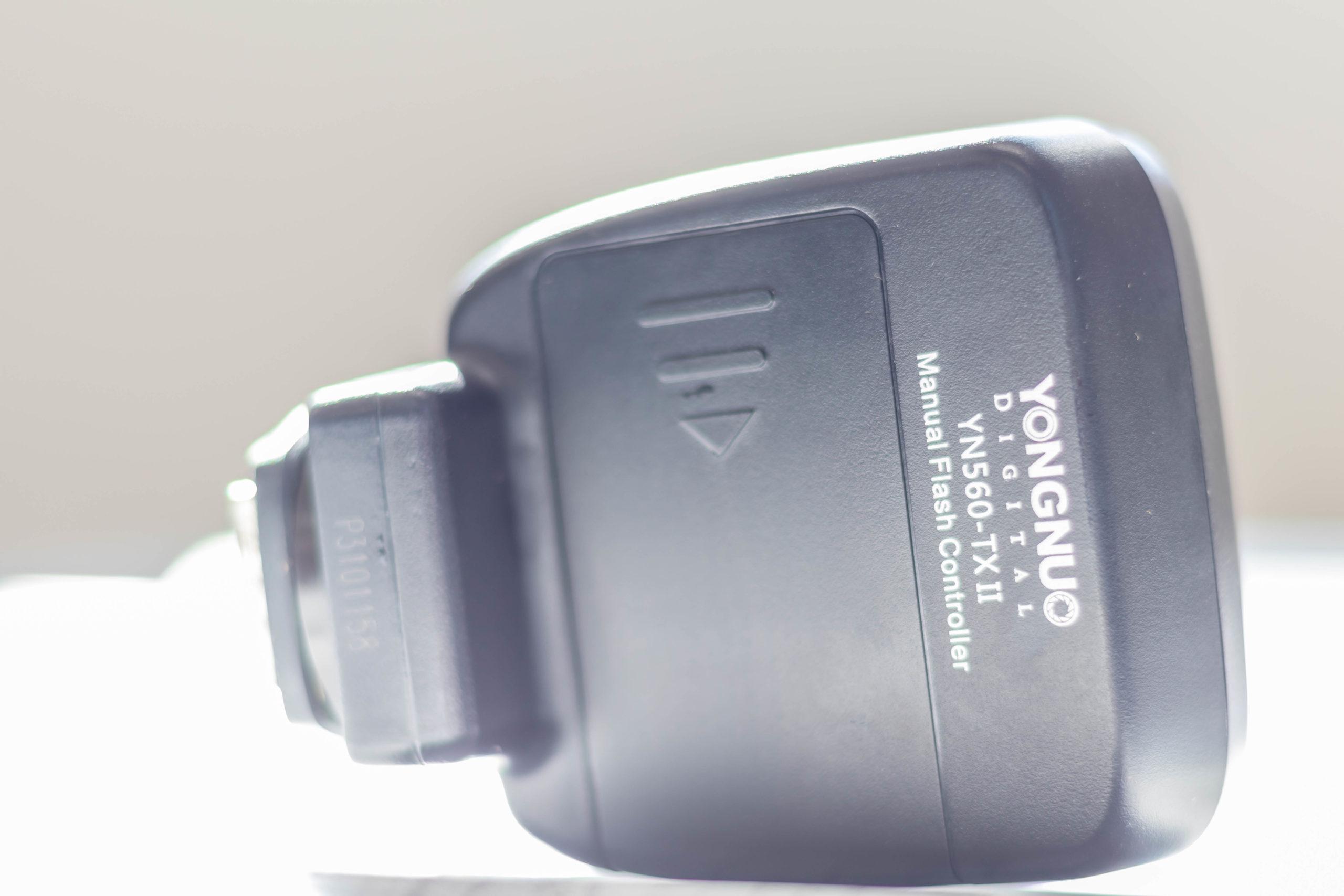 YONGNUO YN560TX II 背面