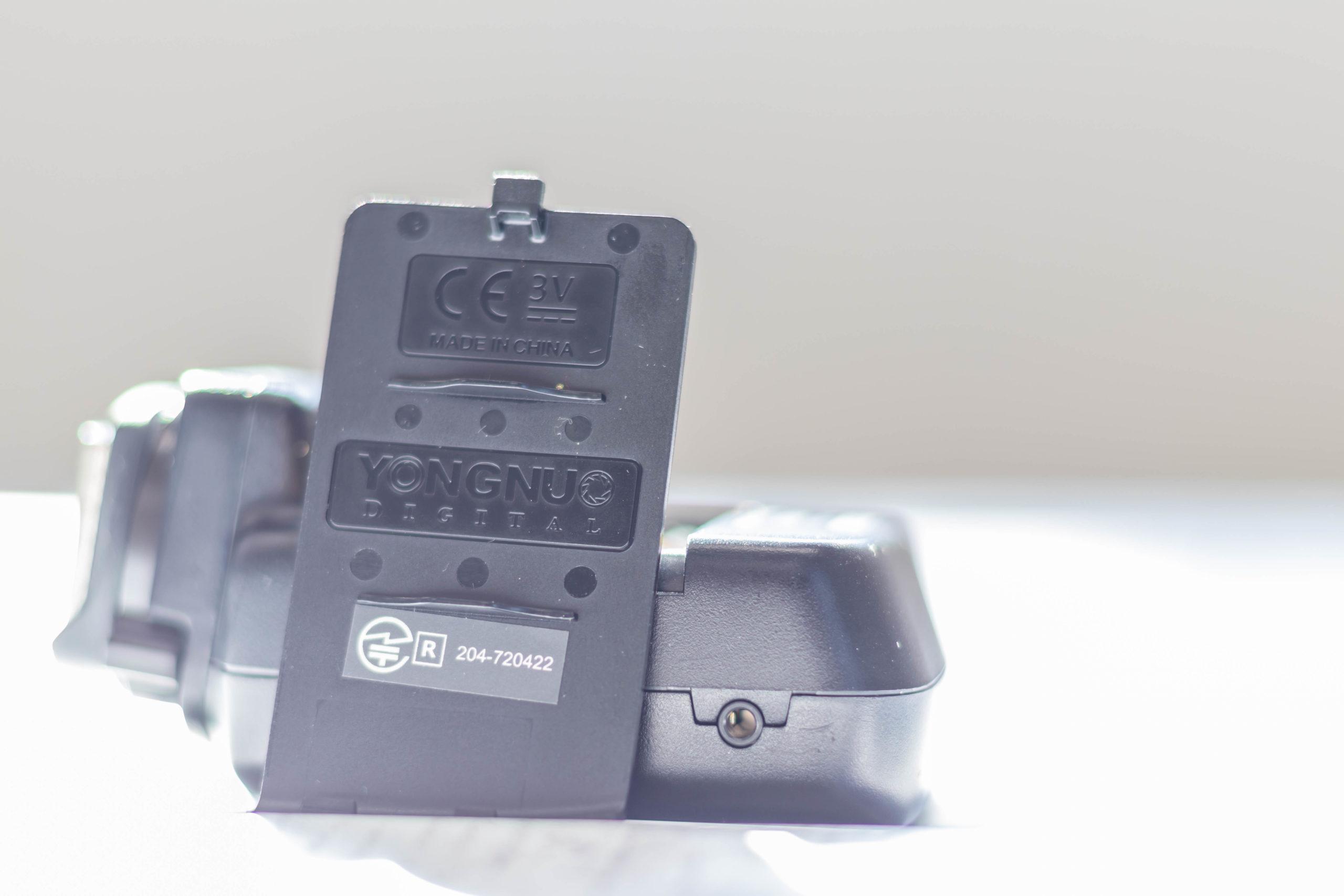 YONGNUO YN560TX II 技適マーク
